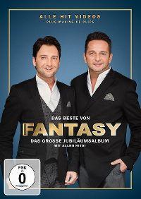 Cover Fantasy - Das Beste von Fantasy - Das grosse Jubiläumsalbum mit allen Hits! [DVD]